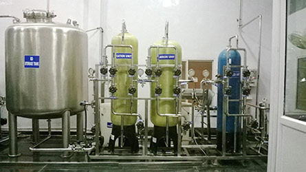 Industrial R O Plant Provider In Ahmedabad Ajay Enterprise